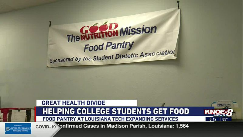 Since the pandemic, the University has served anywhere from 200 to 300 students.
