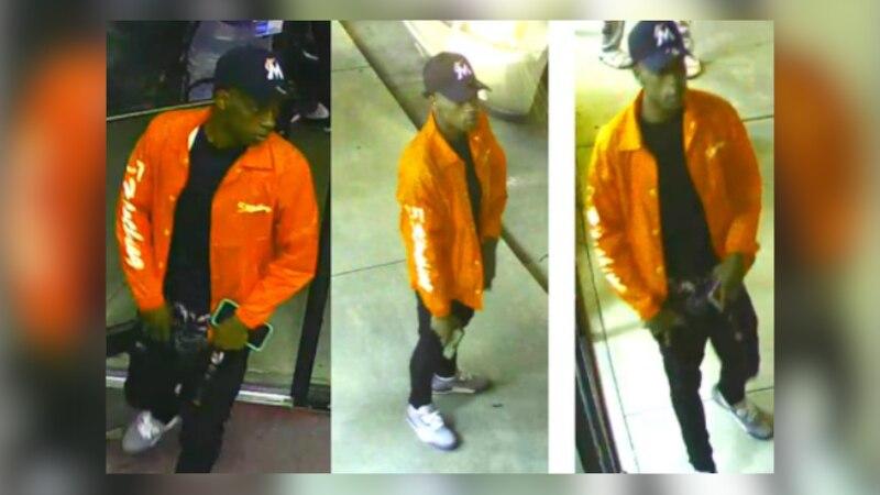 Stills of April 3 shooting suspect.