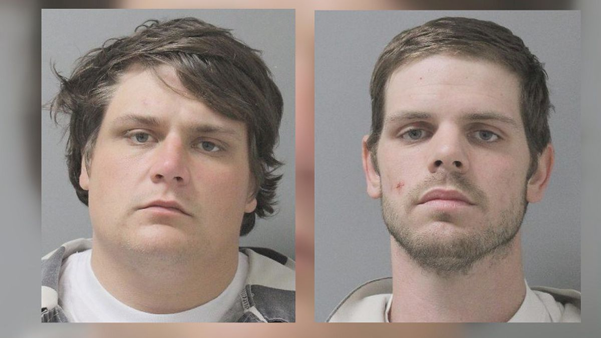 Lewis Craft (Left) and Johnathan Guillory (Right) both face charges in an officer-involved shooting.