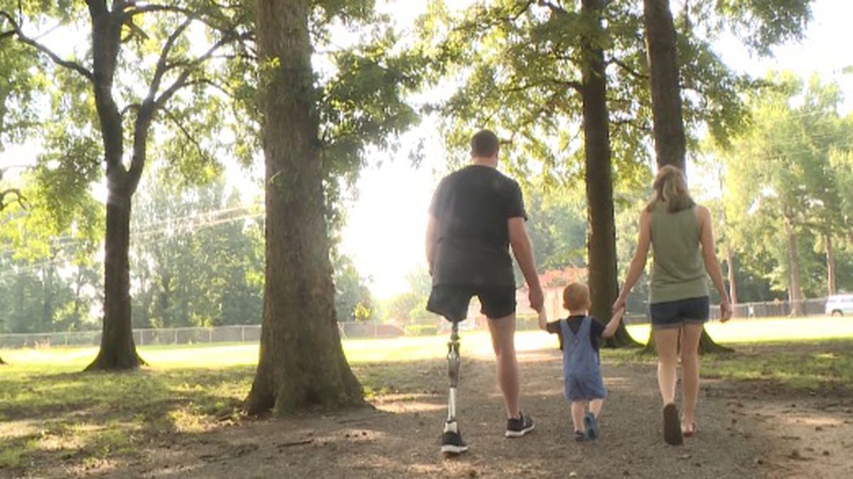 A SURVIVOR'S STORY: Matt Branch using family as ...