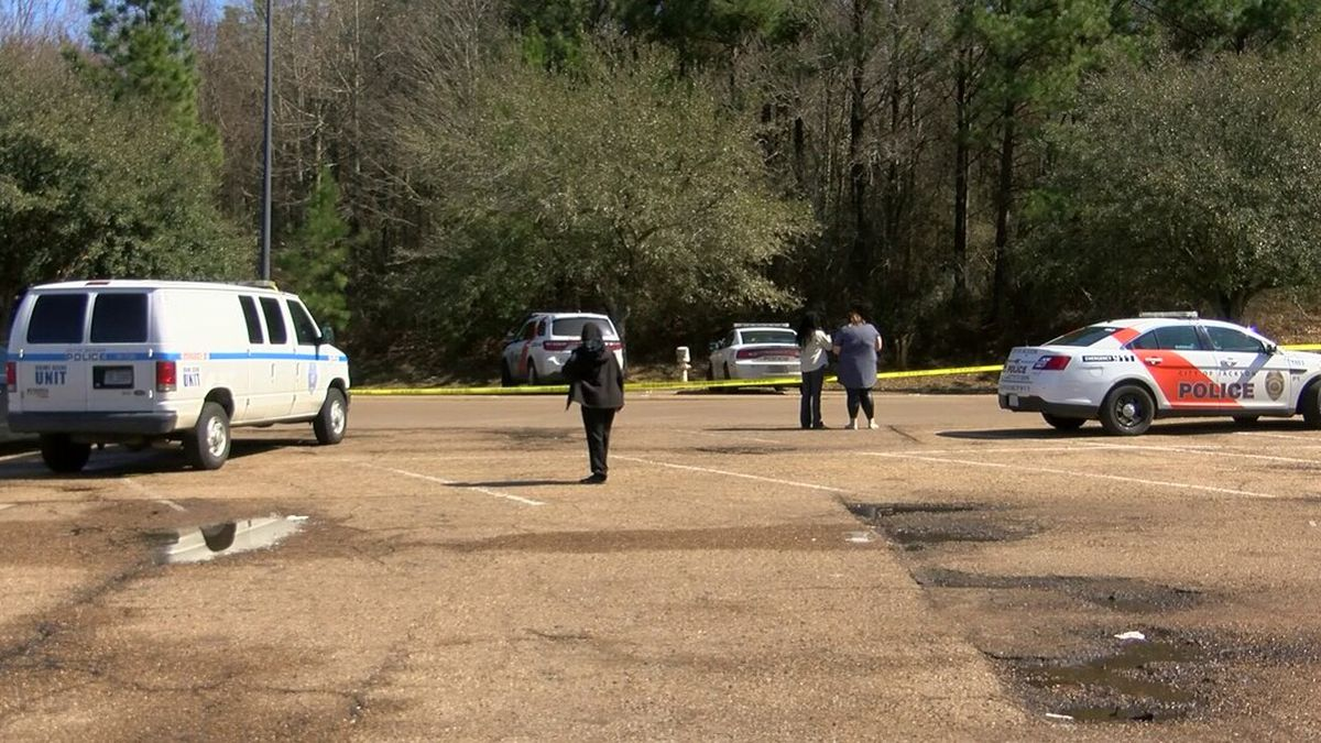 The body was found in a wooded area.