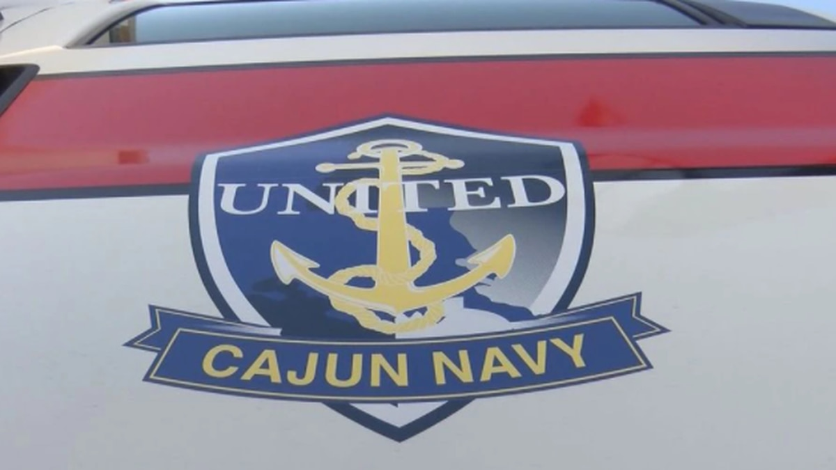 United Cajun Navy Mobile Response Unit