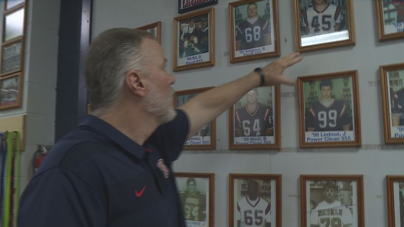 Sanders is one of the unsung heroes behind West Monroe's football dynasty as he was Don Shows'...