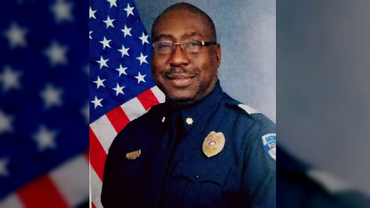 Major Eugene Ellis of the Monroe Police Department - (Photo: Monroe PD)