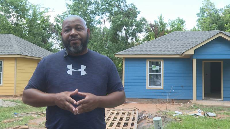 Builder has thefts slowing progress on affordable housing
