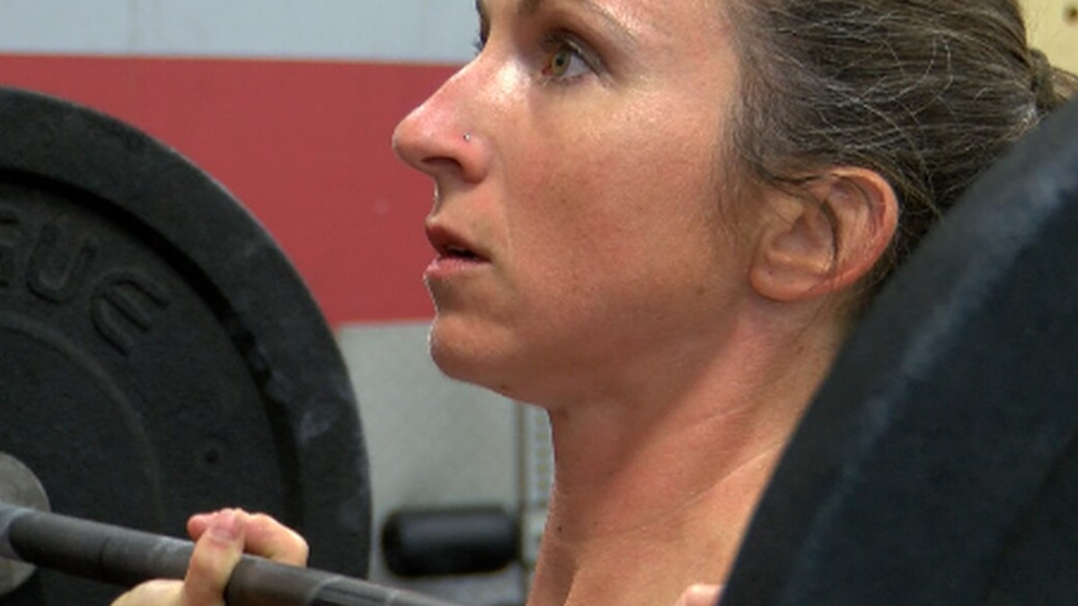 She is one of four American para-kayakers who qualified to travel across the world to represent the U.S. (Source: KSLA)