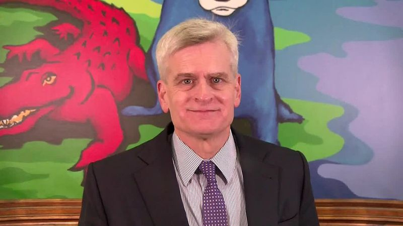 FULL: Senator Bill Cassidy following vote to convict Trump on a charge of inciting an...