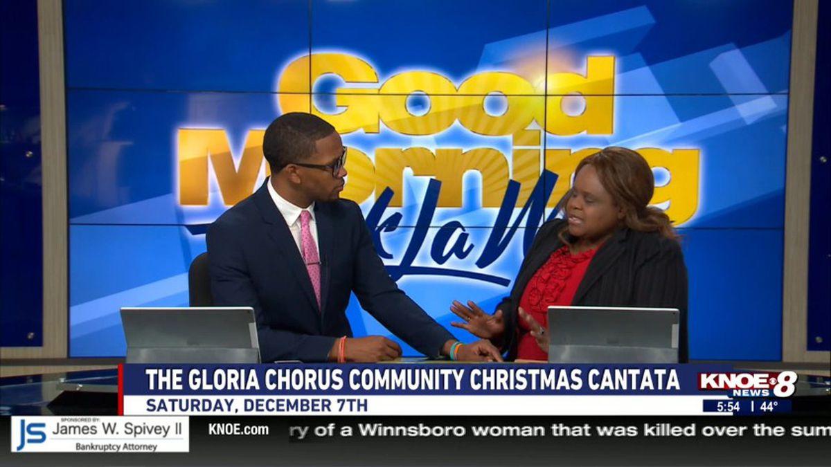 Gloria Chorus Community Christmas Cantata. (KNOE) -