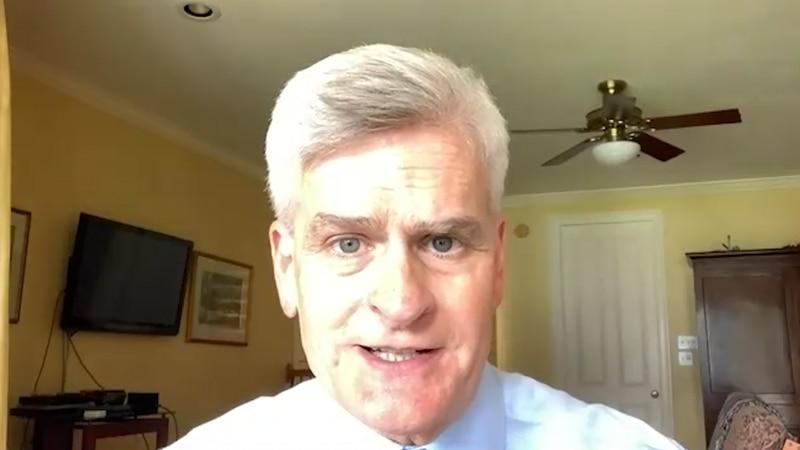Sen. Bill Cassidy discusses reelection bid
