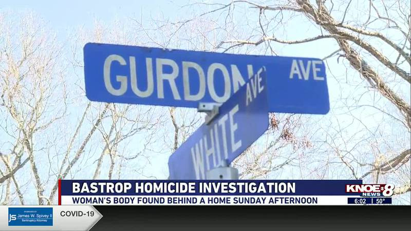 Body of adult woman found on Gurdon Avenue in Bastrop