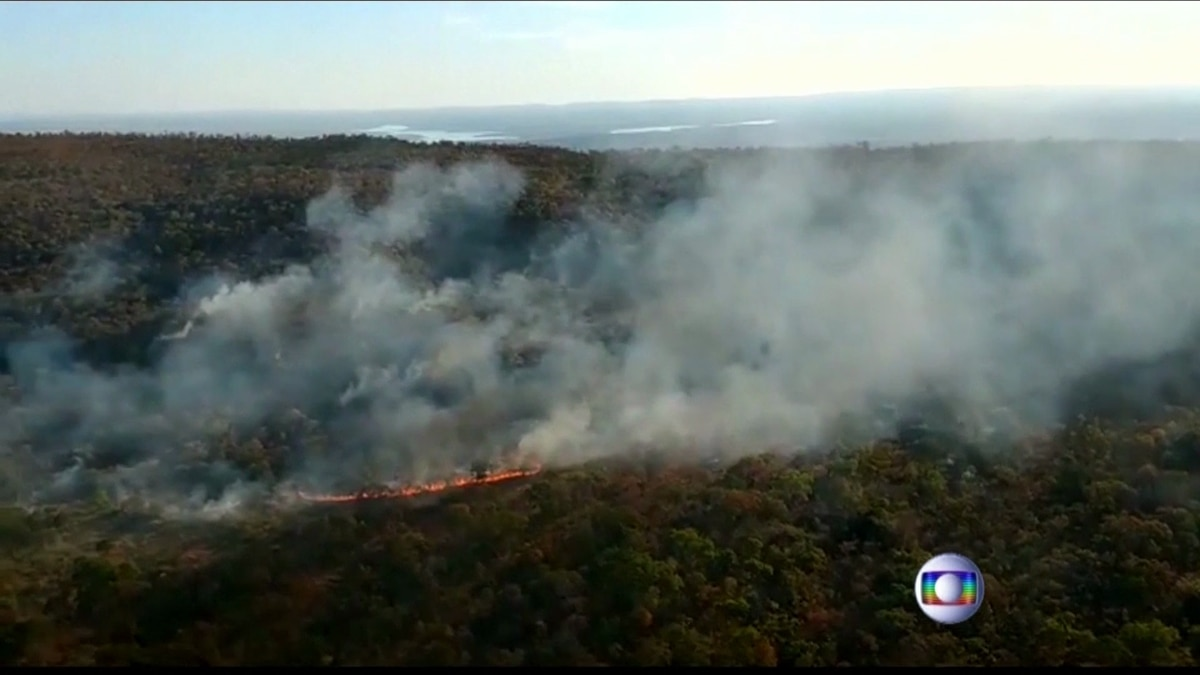 The unprecedented surge in wildfires has occurred since Bolsonaro took office in January vowing...