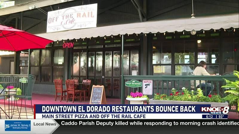 Summer on the square in El Dorado