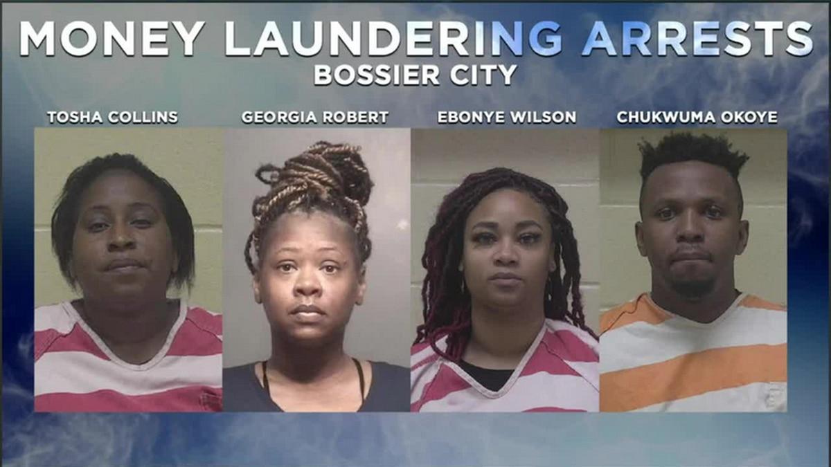 Local Walmart money laundering
