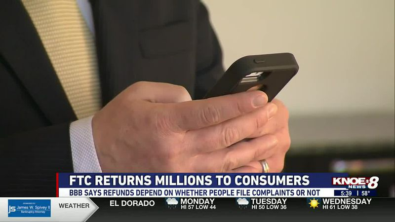 Jo-Ann Deal with the BBB shows us how the Federal Trade Commission helps consumers after...