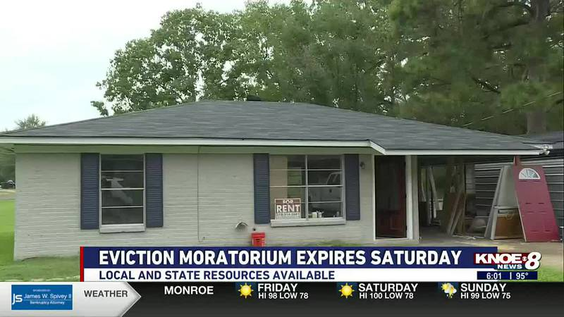 Resources available for people facing eviction in Louisiana