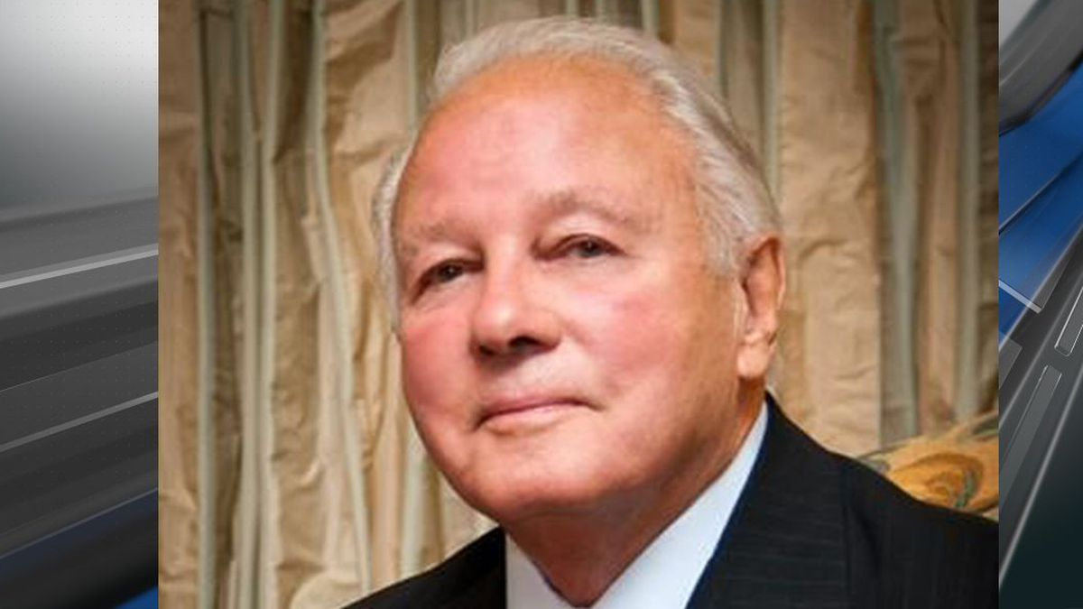 Former Louisiana Gov. Edwin Edwards