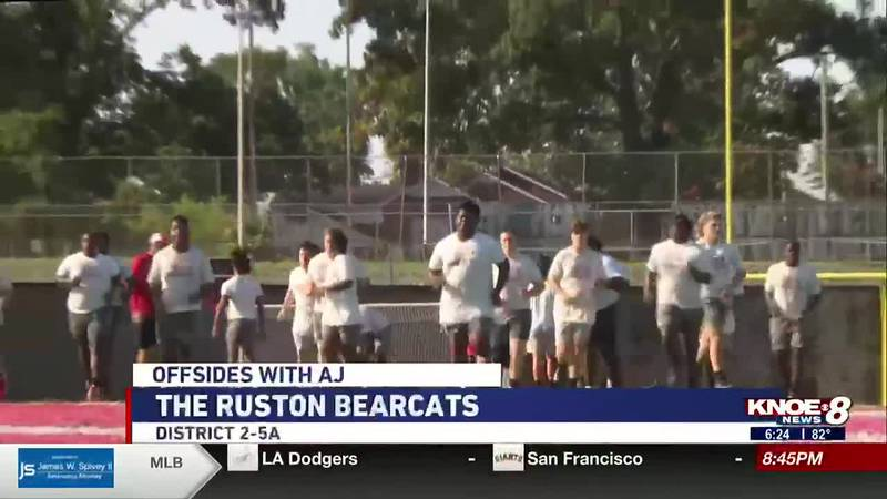 Offsides with AJ: Previewing the 2021 Ruston Bearcats