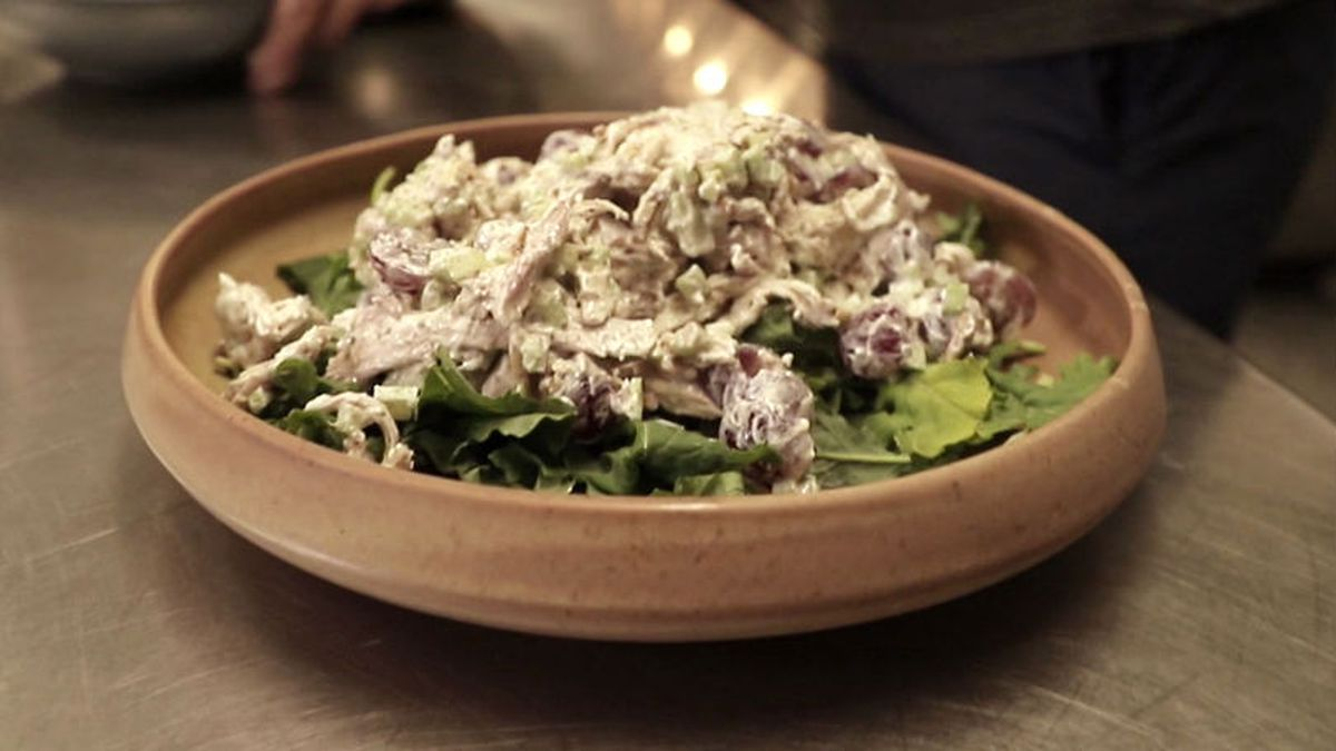 You too can make chicken salad that looks this good! (Source: KNOE)