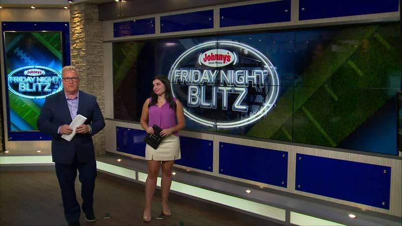 Friday Night Blitz 2021 Week 4 Highlights - Part 1