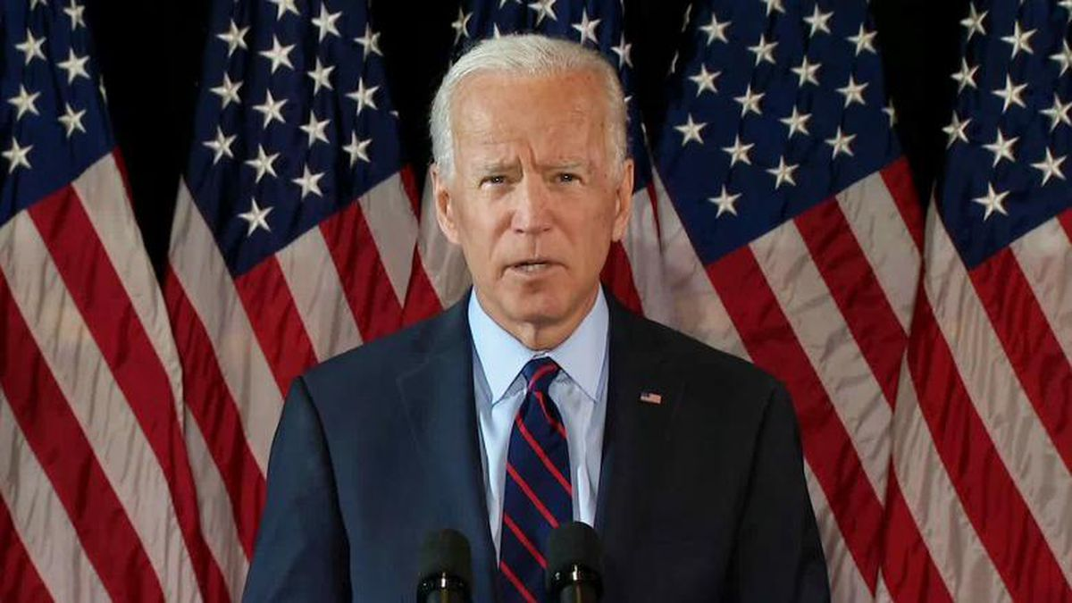 Former Vice President Joe Biden plans to air his first general-election TV ads in Texas as...
