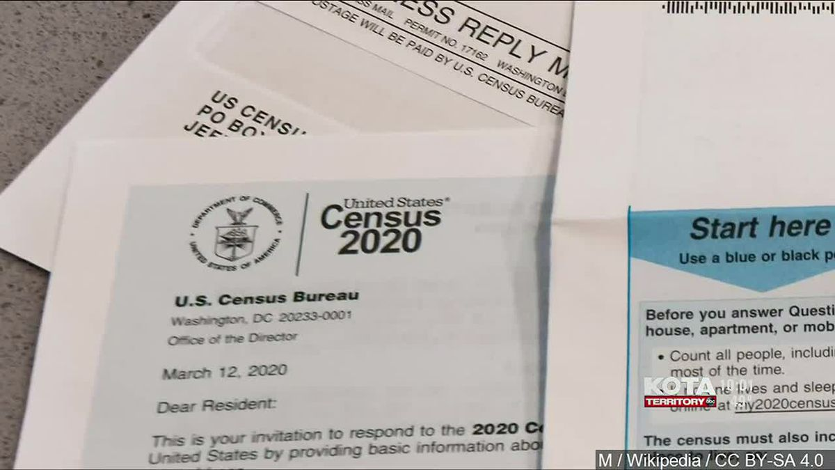 The U.S. Census Bureau collects data every 10 years.