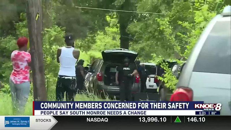 People say South Monroe needs a change.