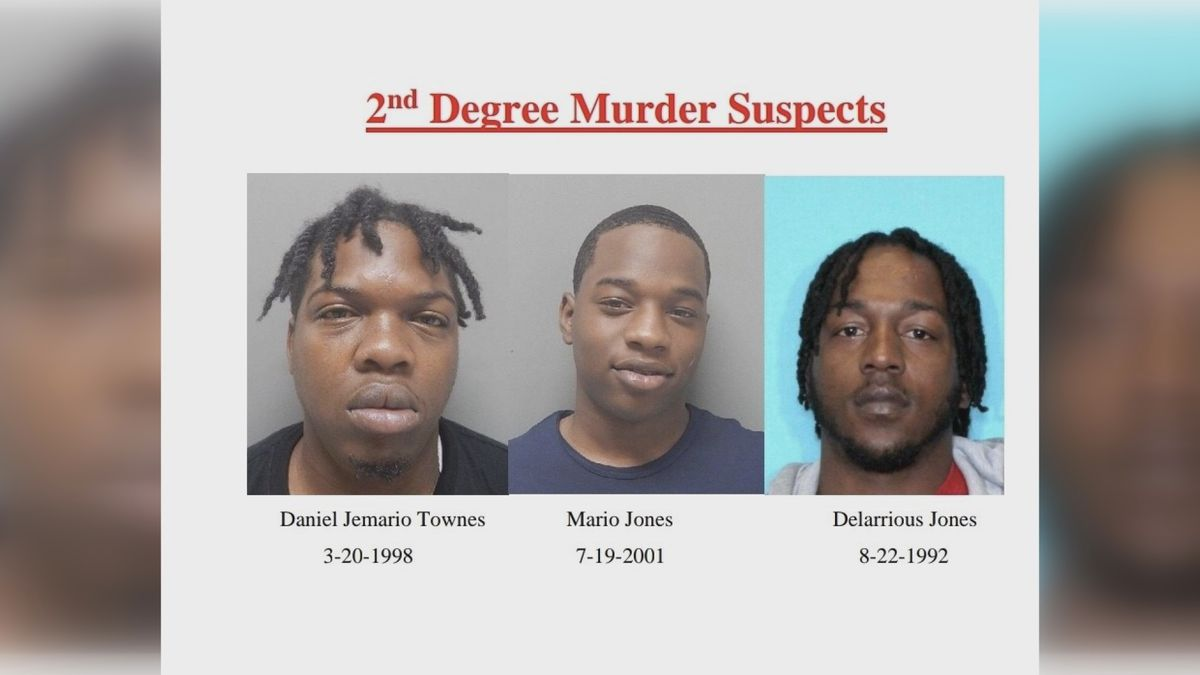 Detectives with the Monroe Police Department have obtained arrest warrants for three suspects...