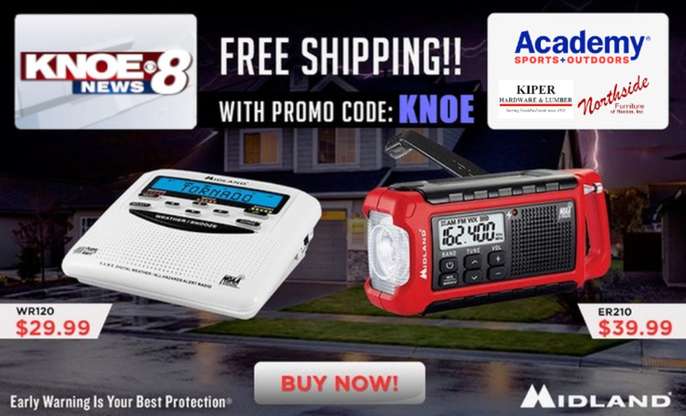 Get your Midland All Hazards Weather Alert Radio at Academy Sports & Outdoors! Use promo code...