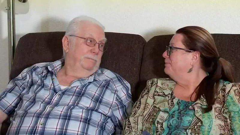 Just in time for Father's Day, a daughter is meeting her biological dad after 53 years and...