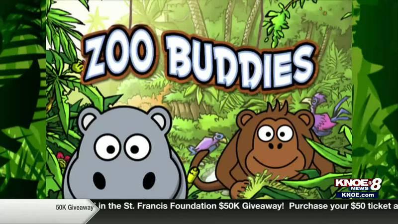 Zoo Buddy: American Beaver!
