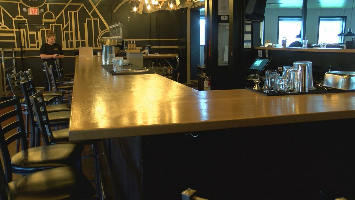 File photo of a bar. (Great Flood Brewing Company in Kentucky.)