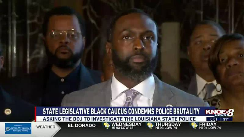La. Black Caucus ask DOJ to investigate LSP