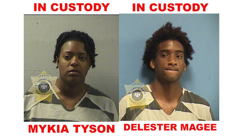 Mykia Tyson, 20, allegedly solicited Delester Magee, 19, and three other juveniles to kill a...