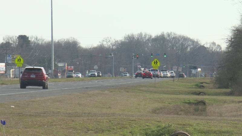 The Louisiana Department of Transportation has a plan in place to add lights along the highway,...