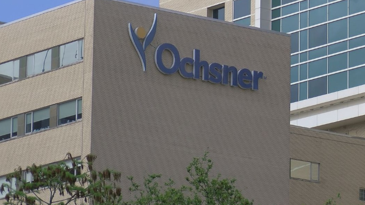 Ochsner Health has expanded its visitation policies at all facilities. (Source: WVUE)