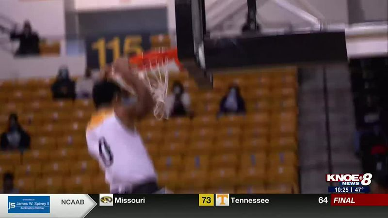 Rough second half leads to Grambling loss to Jackson State.