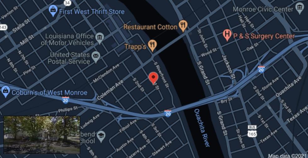 Sept. 23, 2021 Linderman Ave. shooting map