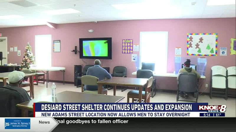 DESIARD STREET SHELTER CONTINUES UPDATES AND EXPANSION
