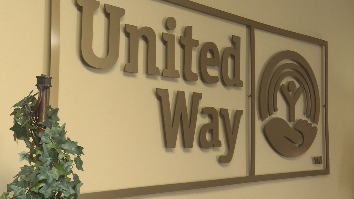 The United Way of Northeast Louisiana projects they will lose $953,000 in campaign funds in...
