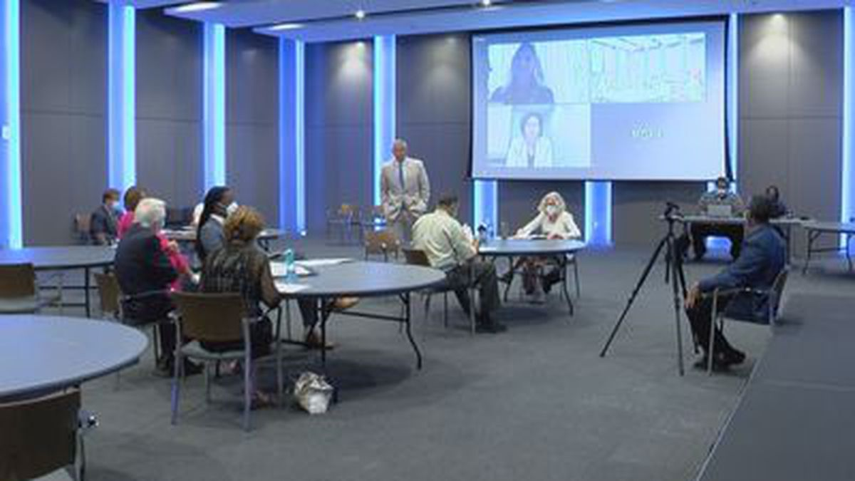 Mississippi Flag Commission holds first meeting; 600 flag submissions received so far