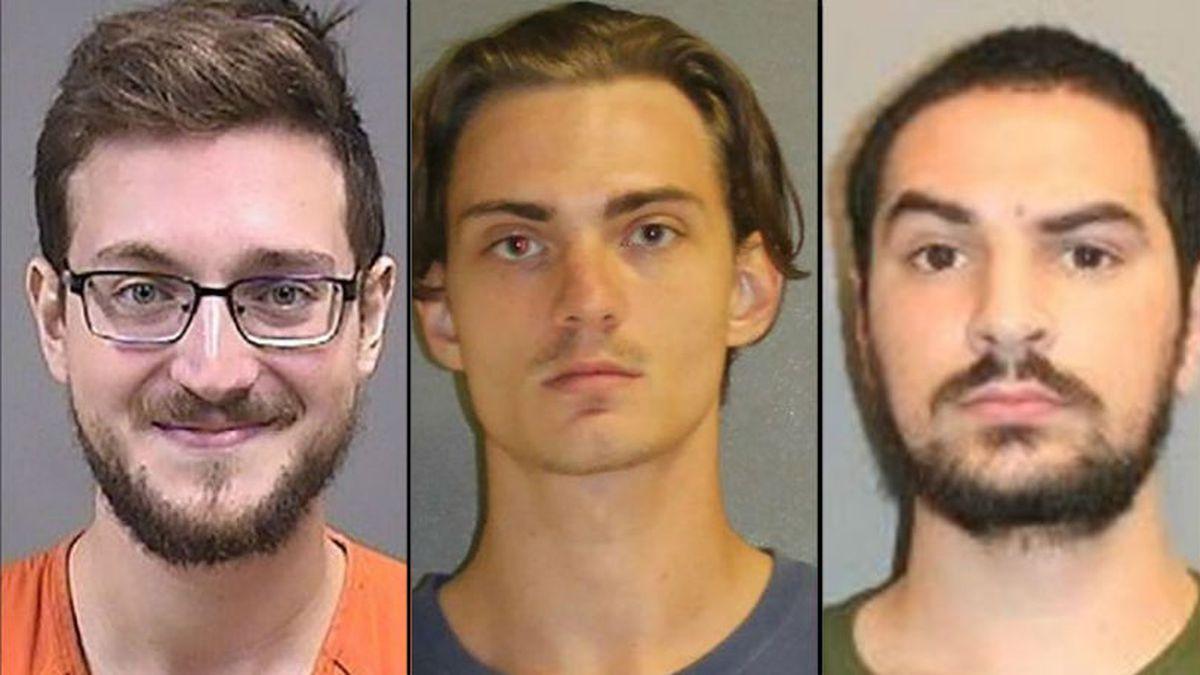 James Reardon, Tristan Scott Wix, Brandon Wagshol (Source: CNN)