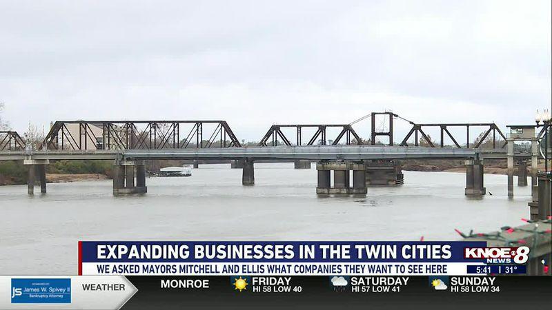 Bringing businesses to Northeast Louisiana