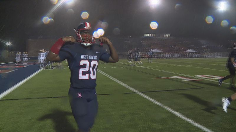 Highlights and scores from LHSAA playoff football games.