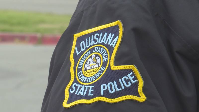 LSP officials are urging people to avoid driving and stay at home over the next few days.
