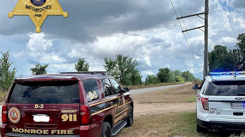 Monroe Fire Department vehicle recovered Sept. 19, 2021.