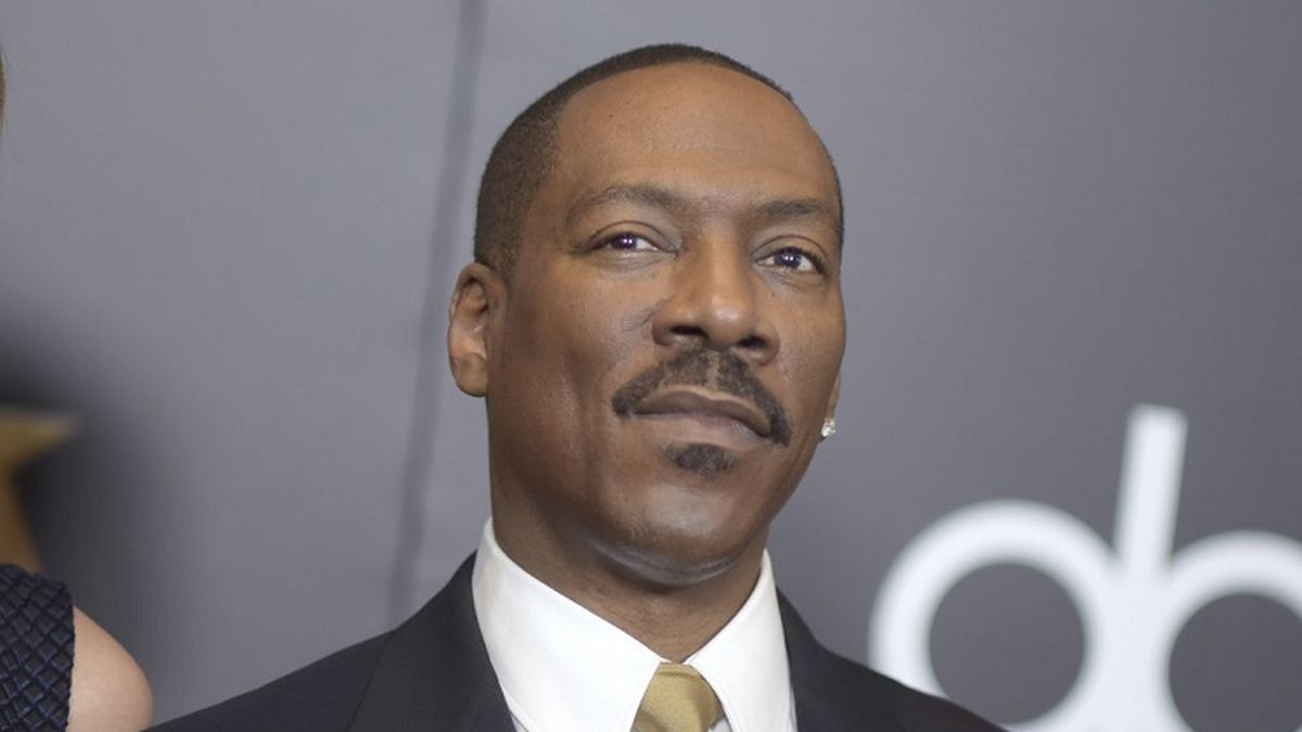 """Eddie Murphy will be returning to """"Saturday Night Live."""" (Source: AP Images)"""