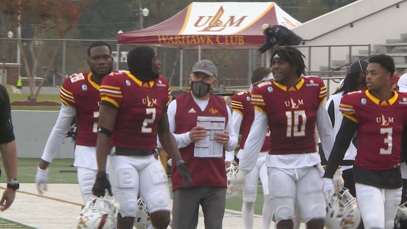 ULM falls to ULL in Malone Stadium.