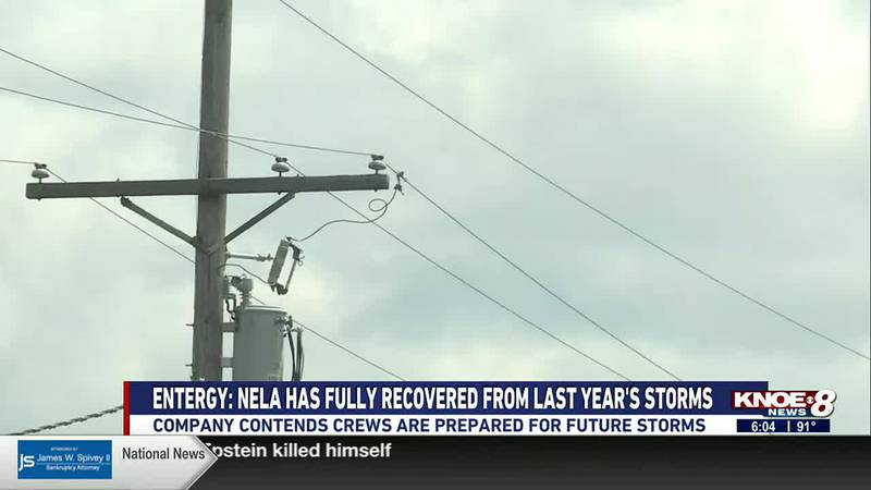 Hurricane Laura's wrath wiped out power in over 60,000 Ouachita Parish homes. Despite that,...