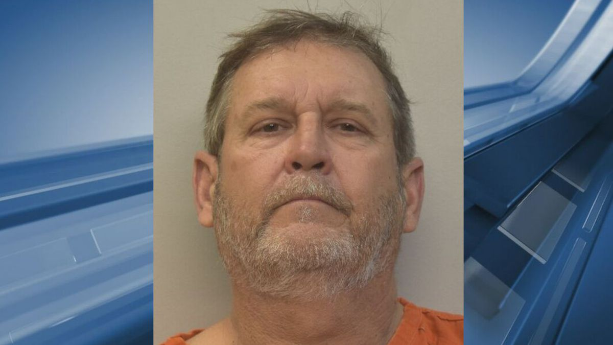 Kevin G. Joubert, 59, of Lake Charles, was arrested on March 22 and booked into the Calcasieu...