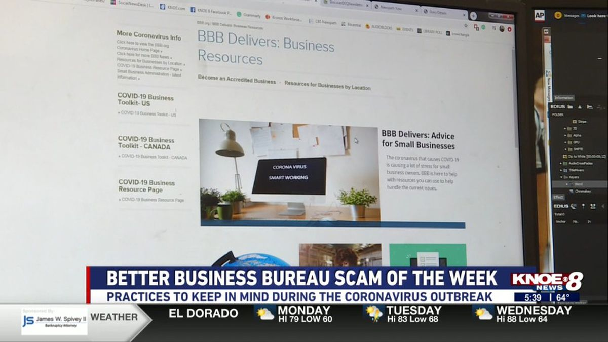 Officials warning NELA residents about scams going around related to COVID-19.